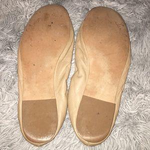 Sam Edelman Shoes - Sam Edelman Felicia ballet flats tan 8